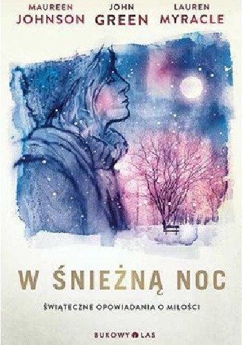 Okładka książki W śnieżną noc