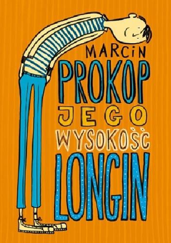 Okładka książki Jego Wysokość Longin