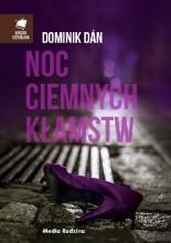 Okładka książki Noc ciemnych kłamstw
