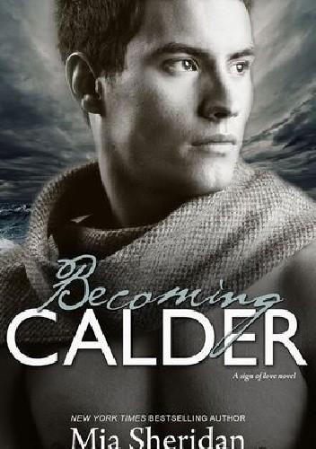Okładka książki Becoming Calder