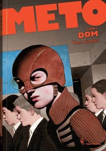 Okładka książki Meto. Tom 1. Dom