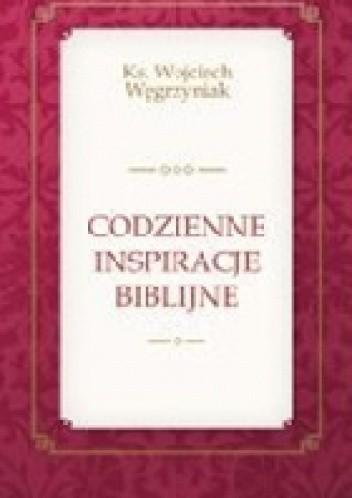 Okładka książki Codzienne inspiracje biblijne