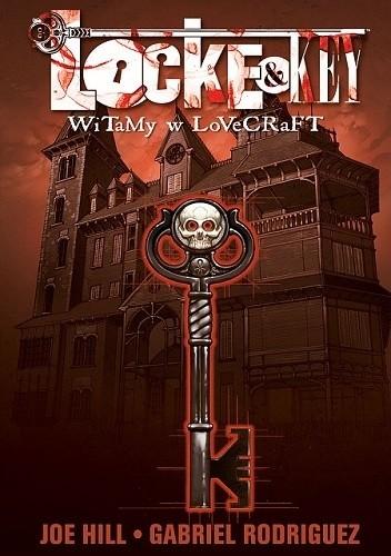 Okładka książki Locke & Key: Witamy w Lovecraft