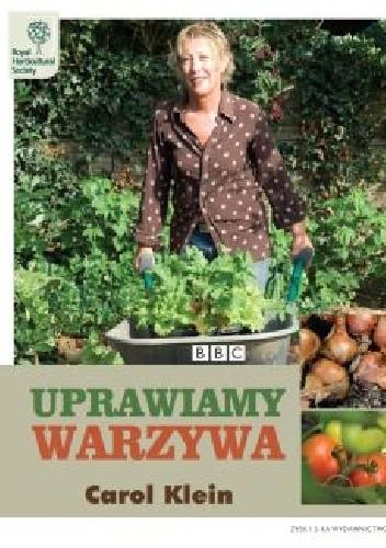 Okładka książki Uprawiamy warzywa