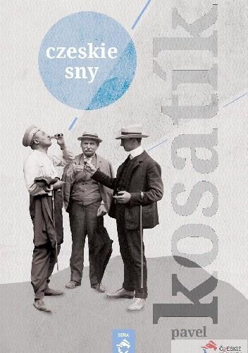 Okładka książki Czeskie sny