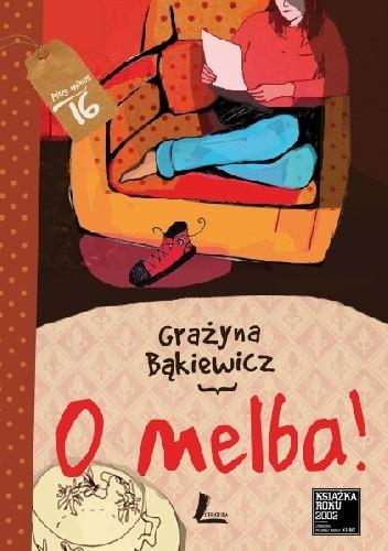 Okładka książki O Melba!