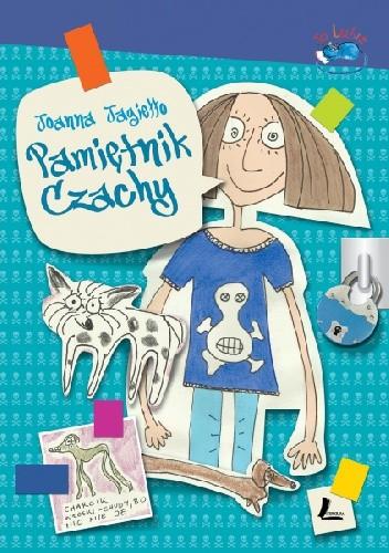 Okładka książki Pamiętnik Czachy