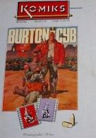 Burton & Cyb: Kosmiczni rabusie cz.1