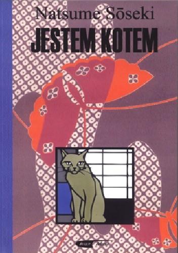Okładka książki Jestem kotem