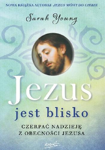 Okładka książki Jezus jest blisko