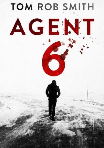 Okładka książki Agent 6