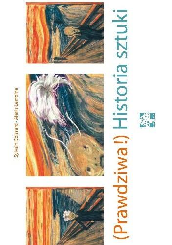 Okładka książki (Prawdziwa!) Historia sztuki
