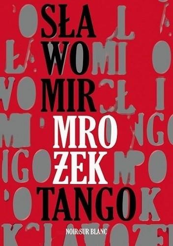 Okładka książki Tango
