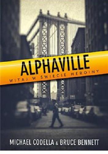 Okładka książki Alphaville