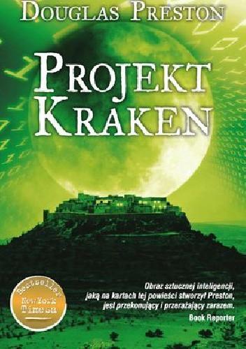 Okładka książki Projekt Kraken