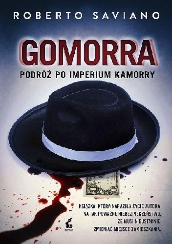 Okładka książki Gomorra. Podróż po imperium kamorry