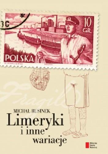 Okładka książki Limeryki i inne wariacje