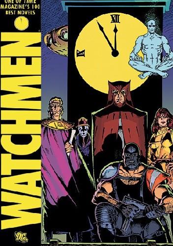 Okładka książki Watchmen