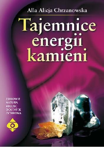 Okładka książki Tajemnice energii kamieni