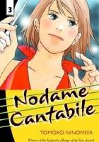 Nodame Cantabile, t. 3