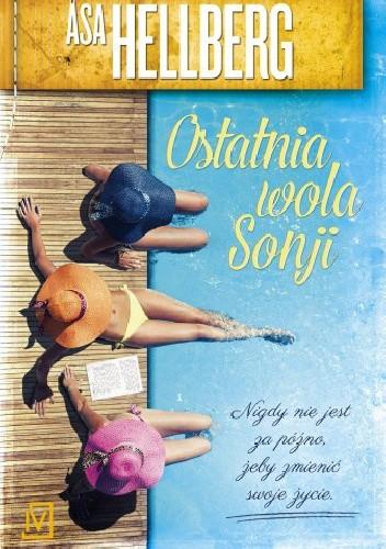 Okładka książki Ostatnia wola Sonji
