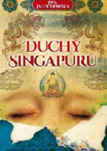 Okładka książki Duchy Singapuru