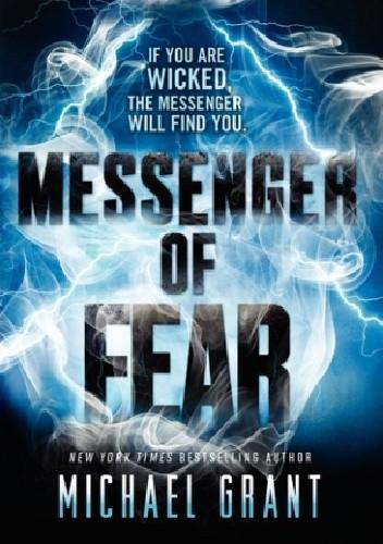 Okładka książki Messenger of Fear