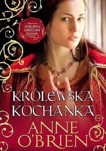 Okładka książki Królewska kochanka