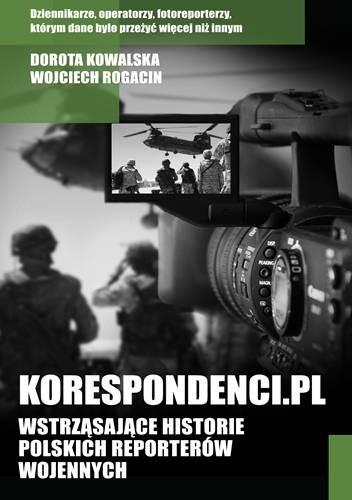 Okładka książki Korespondenci.pl
