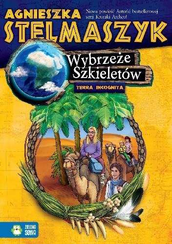 Okładka książki Wybrzeże Szkieletów