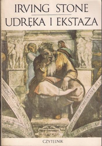 Okładka książki Udręka i ekstaza tom II