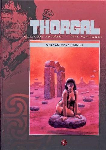 Okładka książki Thorgal: Strażniczka kluczy