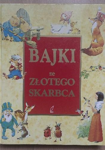 Okładka książki Bajki ze złotego skarbca