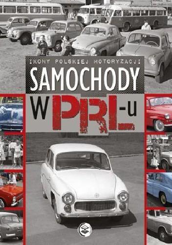 Okładka książki Samochody w PRL-u