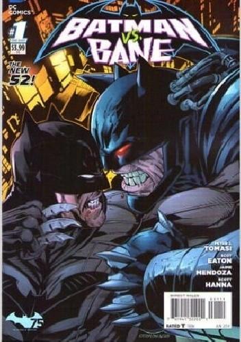 Okładka książki Forever Evil Aftermath: Batman vs Bane