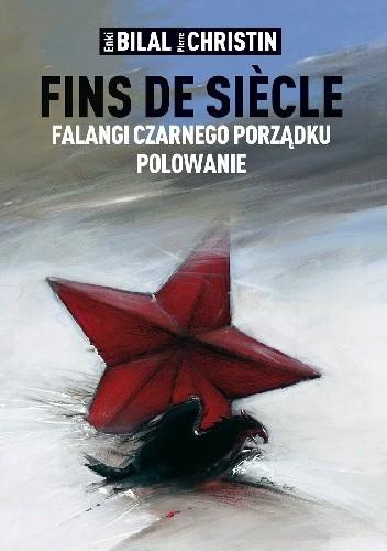 Okładka książki Fins de Siècle: Falangi Czarnego Porządku, Polowanie