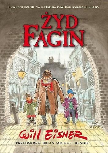 Okładka książki Żyd Fagin