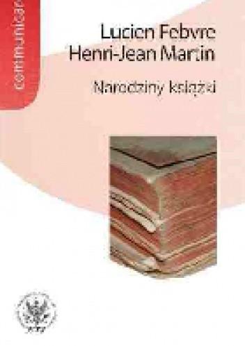 Okładka książki Narodziny książki