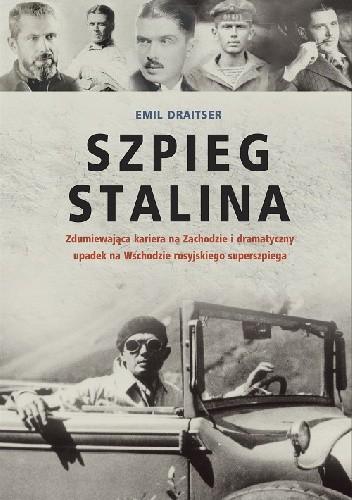 Okładka książki Szpieg Stalina