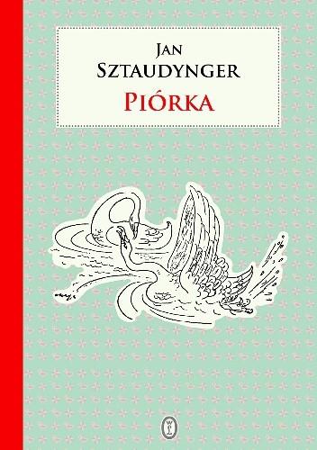 Okładka książki Piórka