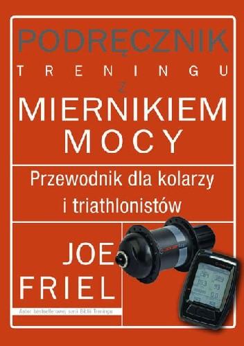 Okładka książki Podręcznik treningu z miernikem mocy