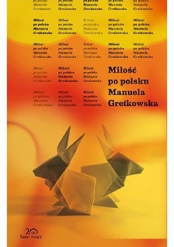 Okładka książki Miłość po polsku