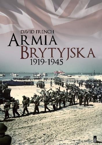 Okładka książki Armia brytyjska 1919-1945