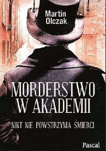 Okładka książki Morderstwo w Akademii