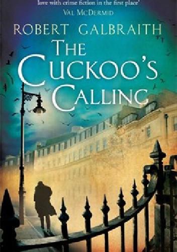 Okładka książki The Cuckoo's Calling