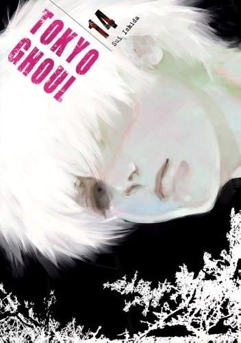 Okładka książki Tokyo Ghoul tom 14