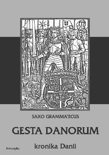 Okładka książki Gesta Danorum. Kronika Danii