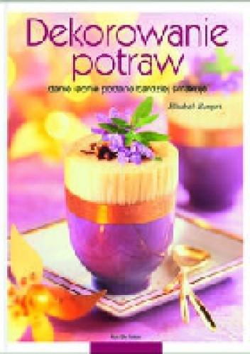 Okładka książki Dekorowanie potraw