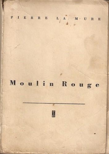 Okładka książki Moulin Rouge