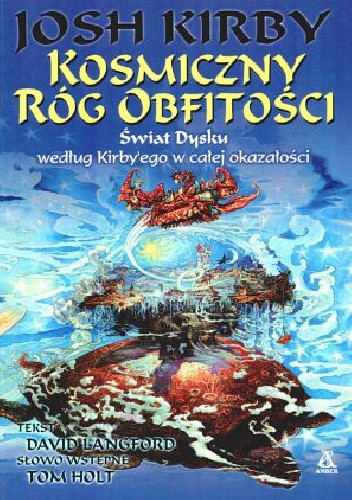 Okładka książki Kosmiczny róg obfitości